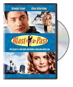 BLAST-FROM-THE-PAST-BRENDAN-FRASER-NEW-DVD