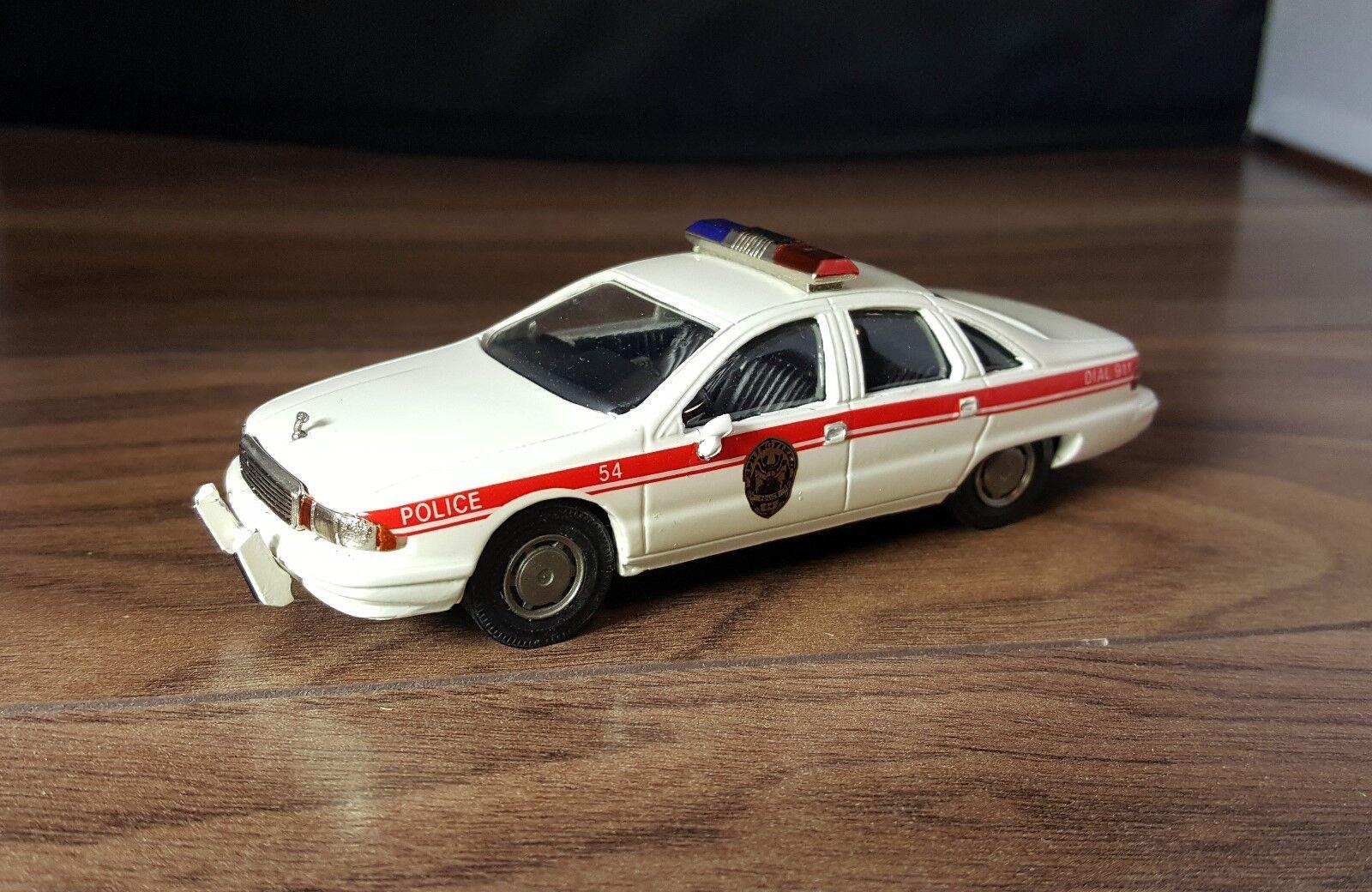 1991 CHEVROLET CAPRICE POLICE - 1 43 IF ITGOT WHEELS HANDMADE IN ENGLAND RARE
