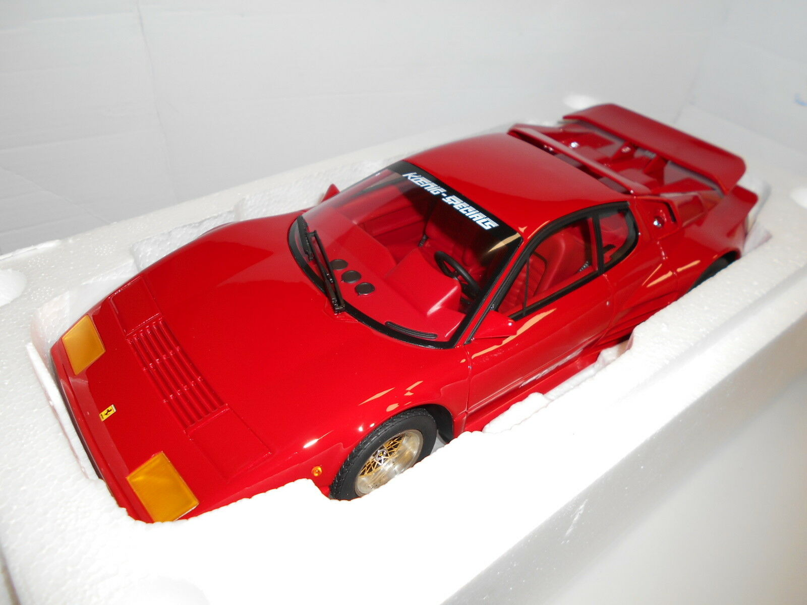 Sconto del 70% GT165 by GT SPIRIT FERRARI KOENING 512BB 1 1 1 18  acquista online