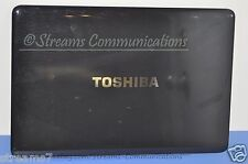 """TOSHIBA Satellite A505, A505-S6980 16"""" Laptop Back Cover Rear Lid"""