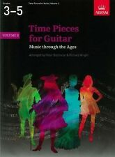Time Pieces for Guitar Volume 2 ABRSM - Same Day P+P