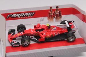 BBURAGO-1-43-2017-FERRARI-FORMULA-1-F1-SF70H-7-Kimi-Raikkonen-modello-auto-in-Scatola