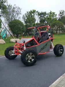 Scorpion-450cc-off-road-Go-kart-buggy-4-speed-manual-clutch-45HP-subaru-engine