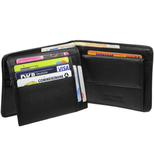 Valentino Men/'s Wallet Men Wallet Billfold Briefcase Wallet