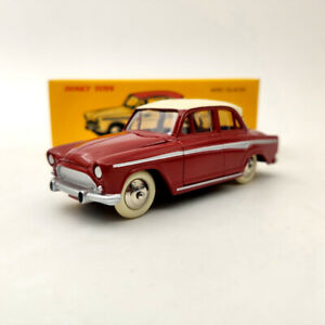 DeAgostini-1-43-Dinky-toys-544-Simca-Aronde-P60-Red-Diecast-Models-Collection