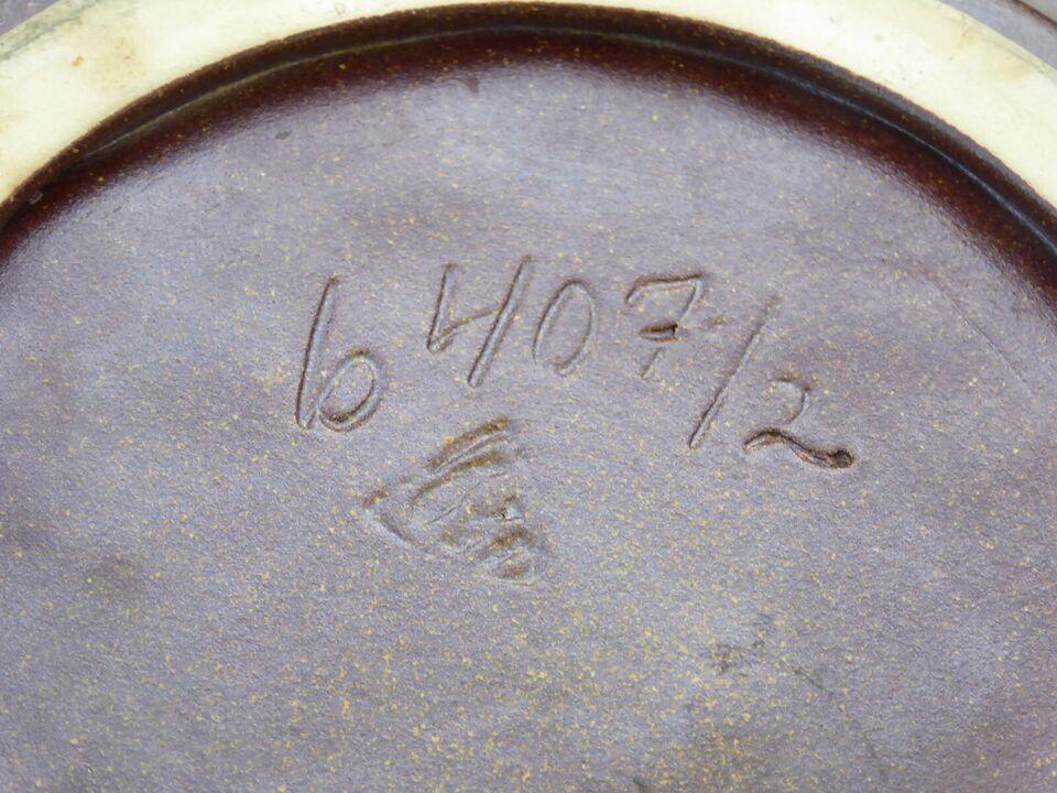 Keramik, Michael Andersen fad / skål