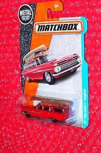 Matchbox '59 Chevy Wagon #1 DVK02-4B10