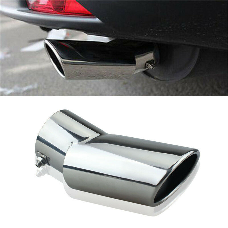 Car Exhaust Muffler Tip Tail Pipe End Trim New for Nissan Sentra 2013-2015 #1072