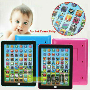 Tablet-PC-Infant-Early-Education-Machine-Bilingual-Baby-dot-Reading-Machine-Toy