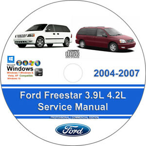 manual ford freestar 2006 español