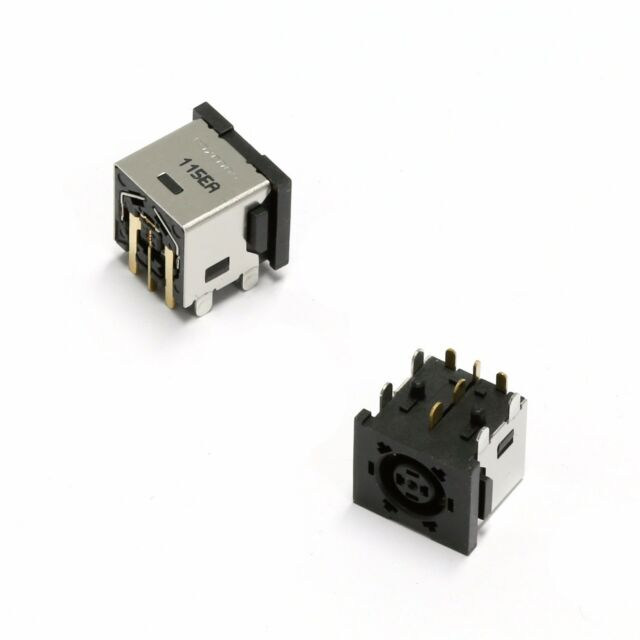 Power Connector Dc Power Jack Connector Port Charging Asus Rog G750