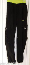 Zumba Fitness SIMPLY SHINE CARGO PANT  BLACK MED NWT AUTHENTIC
