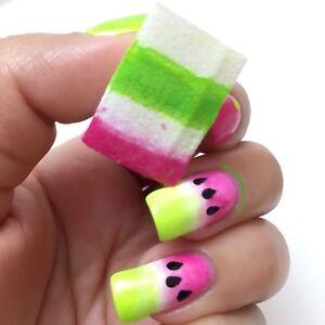 Gradient Nail Art Sponges Manicure Sponge Stamping Polish Transfer