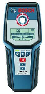 Marca-nuevo-Cable-de-yeso-Bosch-GMS120-profesional-cable-detector-de-metales
