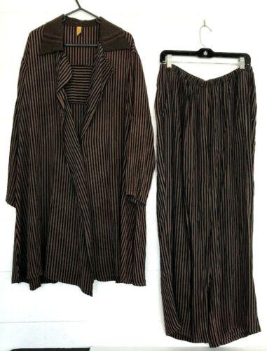 Staley Gretzinger LONG Jacket/Pants SET Large Lage