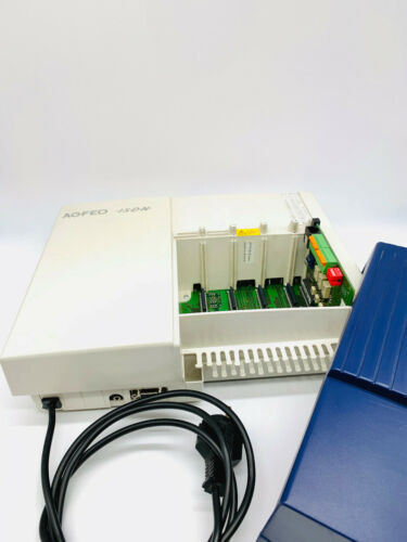 V-Modul Rechnung 19 /% MwSt AGFEO AS 40P Telefonanlage inkl