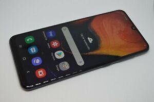 Samsung-Galaxy-A50-64GB-SM-A505U1-Black-UNLOCKED-GSM-AT-amp-T-VERIZON-TMOBILE-L451