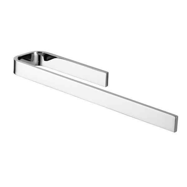 AVENARIUS Handtuchhalter eckige Form einarmig 330 mm, Serie Univ. 9001427010