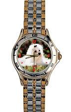 Montre Chien BICHON MALTAIS -  Watch with MALTESE DOG