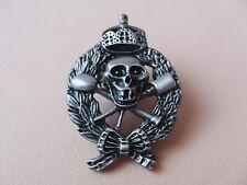 Pin PREUSSISCHES FREIKORPS Totenkopf Krone - 232