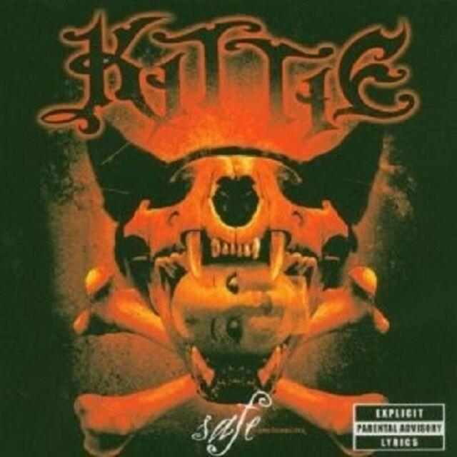 KITTIE - SAFE  CD SINGLE HEAVY METAL NEU