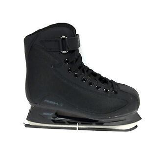 Roces-RSK-2-Eislauf-Schlittschuhe-Semisoft-Unisex-Gr-43-Freizeit-Eishockey-Kufe