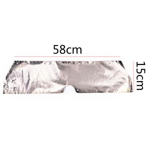 1pc Top Sell Titanium Camping Stove Wind Shield Screen Windproof Plate RCPLDU UI