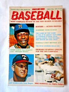 May1975-Tommy-Kay-039-s-Big-Book-of-Baseball-magazine-Hank-Aaron-Milwaukee-Brewers