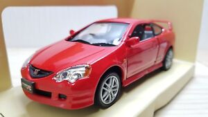 1 32 saico honda integra type r dc5 red acura rsx type s diecast car model new ebay. Black Bedroom Furniture Sets. Home Design Ideas
