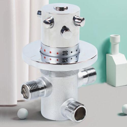 3-Wege Thermostat Mischarmatur ventil Mischer für Sensor Armaturen Unterputz DEU