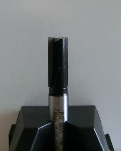 HM//TCT Fräser für Oberfräse Nutfräser Schaft 6 oder 8 mm Piranha