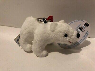 SeaWorld Stingray Plush Keychain New with Tags