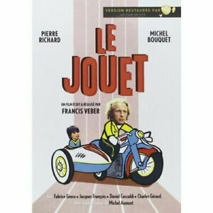 DVD-Le-jouet-Pierre-Richard-NEUF