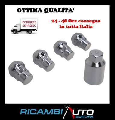 BULLONI ANTIFURTO RUOTE CERCHIO FORD KA DAL 02//2009/>