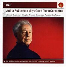 Artur Rubinstein, Ar - Arthur Rubinstein Plays Great Piano Conc [New CD]