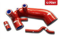 Audi A4 Passat B5 5.5 1.8T Turbo Silicone Induction Intake Inlet Hose Pipe Red