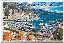 MONTE CARLO, MONACO FRIDGE MAGNET-1