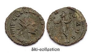 Claudius-II-Claude-II-Antoniniane-268-270-Ap-j-c-Virtus-Avg-Billon-Roma