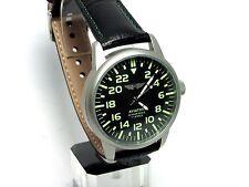 Mechanical Wrist (Hand) Watch POLJOT Aviator-24 hours Dial