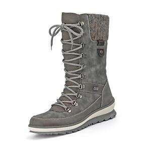 Qualität heiß-verkauf echt Luxus kaufen Details zu Remonte Damen TEX-Boots Stiefel Winterstiefel Winterboots  Winterschuhe Schuhe