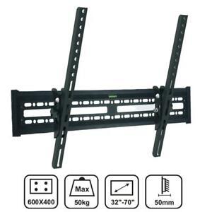 LCD-Plasma-Flat-TV-Wall-Mount-Bracket-15-Tilt-for-Vizio-32-42-47-50-55-60-65-70-034