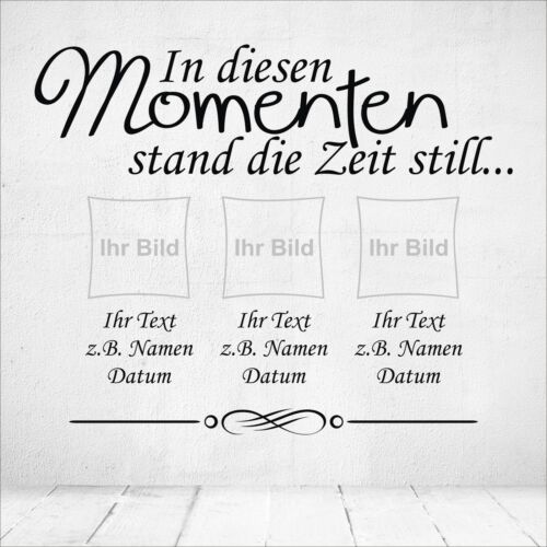 In these Moments-Time Nursing Wall Tattoo Sticker Slogan for photos s2