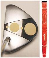 Classic 30 Mens Putter Stroke Master Orange Made Golf Club Taylor Fit Putter