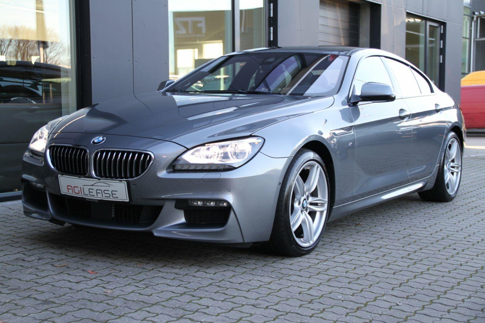BMW 640d 3,0 Gran Coupé xDrive aut. 4d - 4.200 kr.