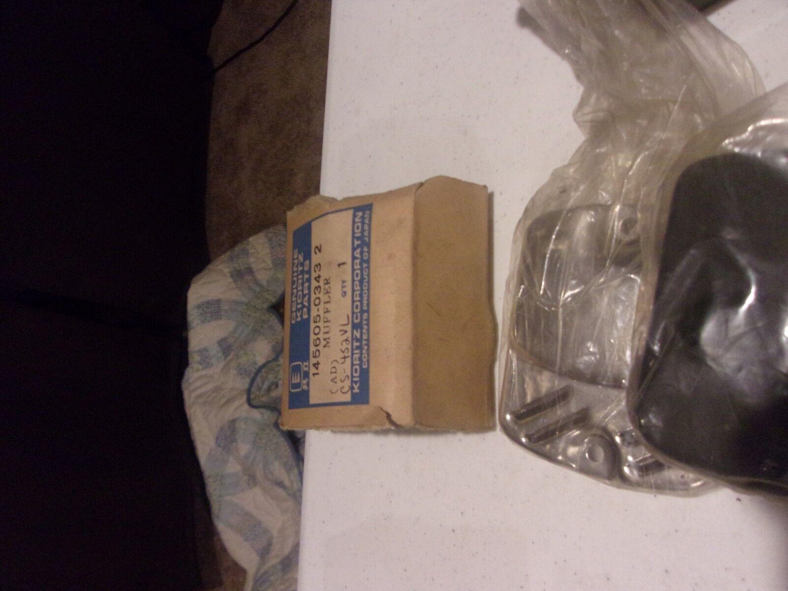Original Equipment Manufacturer ECHO 14560503432 Silenciador