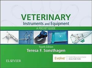 Details about Veterinary Instruments and Equipment : A Pocket Guide,  Paperback by Sonsthage