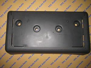 Chevy Gmc Trailblazer Envoy Front License Plate Bracket