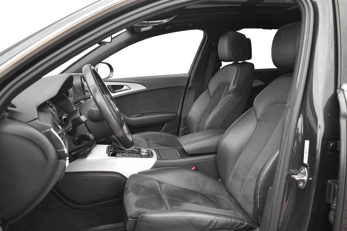 Audi A6 2,0 TDi 190 Ultra S-line Avant S-tr. - billede 6
