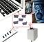 Indexbild 1 - 5x USB-Typ-A Staub Schutz Staubverschluss Stöpsel Kappe Silikon Für PC Ladegerät