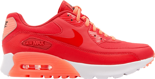 Donna Nike Air Max gr:38 90 ULTRA ESSENTIAL NUOVO gr:38 Max UNI RED PREMIUM 95 97 Sneaker cdcc05